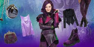 descendants style series mal outfit