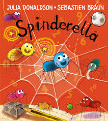 Image result for spinderella book