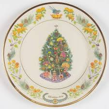 Lenox Christmas  EtsyLenox Christmas Tree Plates