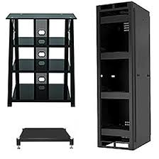 Audio Racks and Stereo Stands