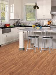 Kitchen Floor Wood Vinyl Flooring In The Kitchen Hgtv