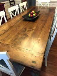 custom kitchen table tops full image for barn wood kitchen table reclaimed dining room custom wooden custom kitchen table tops custom kitchen table made