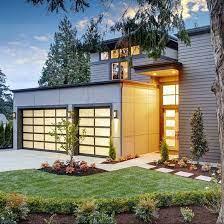 installing glass garage doors