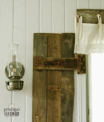 Make Your Own Shutters Reclaimed Barn Wood Exterior Shutters Love The Shutters Hate