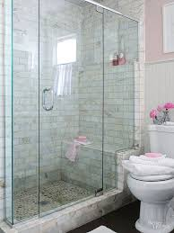 shower cubicles for small bathrooms. Walk-in Shower That Enhances A Usefulness And Beauty. This Stands  Out In Simply Furnished Bath, Thanks To Its Distinctively Tiled Walls Cubicles For Small Bathrooms