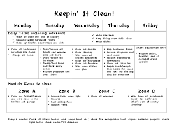 Household Chore Chart For Couples Ittybittymommy Ittybittymommy Page 2