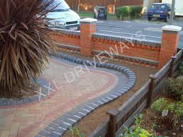 Small Picture Front Garden Brick Wall Designs Impressive 14 Best Images About