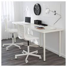 adils linnmon table white 200x60 cm