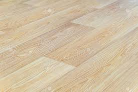 light wood floor perspective. Linoleum Flooring With Embossed Light Wood Texture Close-up. Horizontal Layout Perspective. Limited Floor Perspective I