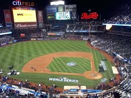Citi Field Seating Map Flushing May Field View Of Ballpark