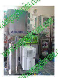 Hệ thống máy ozone trộn nước nồng độ cao