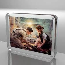 por unique picture y open acrylic photofunia photo frame