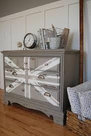 painted furniture union jack autumn vignette. Painting Furniture · Reckless Glamour: Union Jack Painted Autumn Vignette N