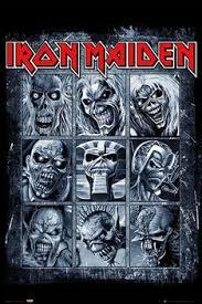 Iron Maiden Trooper Ladies Mikina Na Posterscz