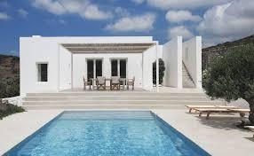 paros villa in cyclades greece beach