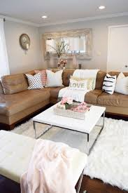 Best  Tan Sofa Ideas On Pinterest - Leather furniture ideas for living rooms