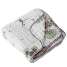 little prince cotton muslin quilt 8483