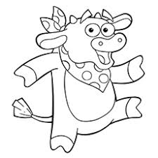 Small Picture 10 Cute Bull Coloring Pages For Your Toddler