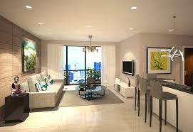 design areas living room dining area kitchen master suite with en suite study common bathroom and guest room project target completion july 2017