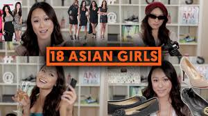 Taste for asian teen