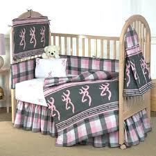 plaid baby bedding plaid baby bedding sets browning pink gray plaid crib set baby bedding 7