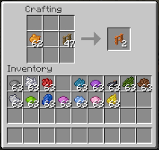 1801ColorCraft FencesMODLOADER Minecraft Mods Mapping and