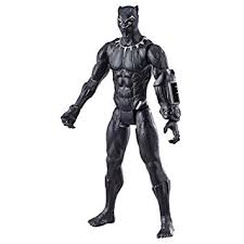 Avengers <b>Marvel Endgame</b> Titan Hero Series <b>Black Panther</b> 12