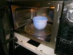 Bir mikrodalga ile limon nasıl temizlenir. Mikrodalga temizleme