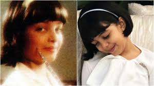 like mother like daughter aaradhya bachchan s striking resemblance to mom aishwarya rai bachchan can t be missed
