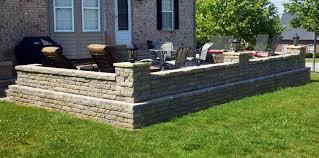 raised paver patio. Modren Patio Raised Paver Patio Lebanon Tn Gardens On Main Throughout E