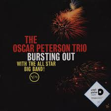 <b>Oscar Peterson</b> - <b>Bursting</b> Out With The All Star Big Band - Vinyl LP ...