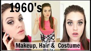 1960 s makeup hair costume chantelle devan