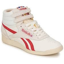 reebok high tops classic. reebok classic freestyle hi vintage inspired shoes (high-top trainers) high tops