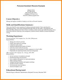 Personal Skills For Resume Examples Examples Of Resumes