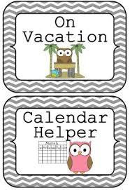 Free Preschool Classroom Job Chart Pictures Owl Job Chart Printable Free Owl Theme Kindergarten