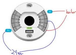 wiring schematic for nest thermostat images nest thermostat heat help installing nest on millivolt system using 24v