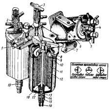 <b>Фильтр</b> топлива 2ТФ-3, запчасти 6ЧН 18/22 | Нева-дизель