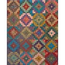 49 best Quilt - Navajo-Squash Blossom-Lady of the Lake images on ... & Native American Quilt Block Patterns http://www.elizabethanne.cc/product Adamdwight.com