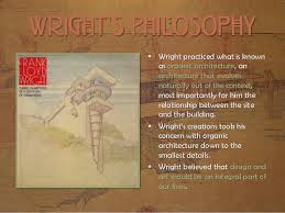 Frank Lloyd Wright Philosophy a delicate balance: the legacy of frank lloyd  wright