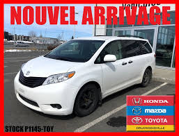 Toyota Sienna 2014 with 46,500KM at Drummondville between Montreal ...