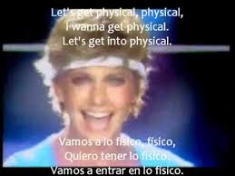 olivia newton john headband. olivia newton john - physical (subt. ingles- español) youtube headband a