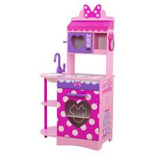 Kidkraft Petal Pink Kitchen Disneyar Jr Minnie Mouse Toddler Kitchen