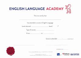 50 Inspirational Photograph English Proficiency Certificate Template