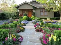 english garden design. English Garden Front Yard Design Ideas Picture E