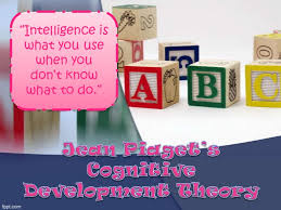 jean piaget s cognitive developemnt theory
