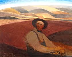 Utah Farmer by Gary Ernest Smith | Museum of the Big Bend