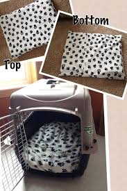 How to make a dog crate Pet Kennel Diy Dog Crate Pad Jewelryladyinfo Diy Puppy Crate Pad For Travel Dog Kennels Real Housewives Of
