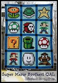 Free Pattern Friday – Super Mario Quilt Along &  Adamdwight.com