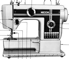 Necchi 523 Sewing Machine Manual Free