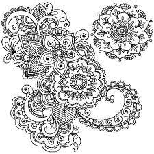 Small Picture Advanced Mandala Coloring Pages FunyColoring